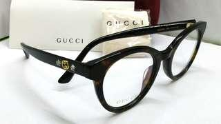 🚚 Authentic Gucci spectacles eyewear GG0348O Turtleshell Made in Italy