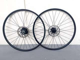 """Used Bicycle Components — 27.5"""" Wheelset"""
