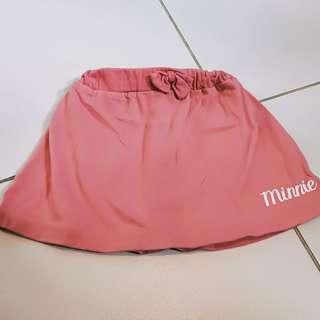 Pre loved short/skirt DISNEY brand 6-9mons