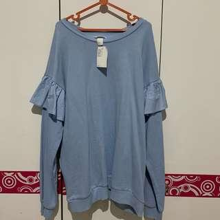 Top H&M Blue