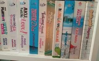 Novel Melayu, Malay novel