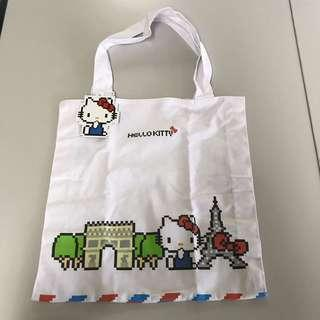 [買足360日]Hello Kitty環保袋(包郵費)