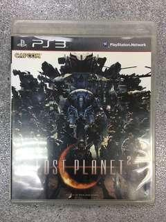 PS3 game Lost Planet 2