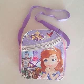 (NEW) Sophia Crossbody Bag // Tas Anak Wanita