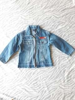 GUESS Baby Denim Jacket