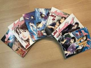 "🚚 Japanese comics ""Angel Hearts"" in Chinese"