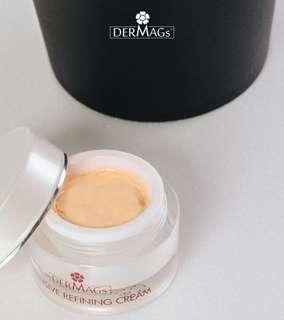 Dermags refining creams