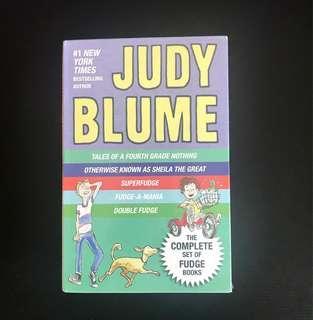 🚚 Judy Blume Fudge Collection (5 Books)