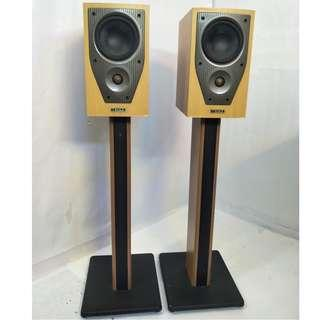 Mission M71/i  2 Ways Bass Reflex Bookshelf Speakers