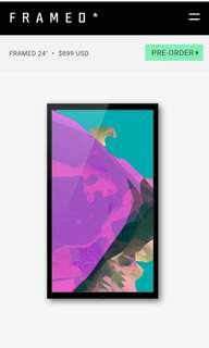 FRAMED - Digital Canvas