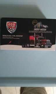 Pengirit bahan bakar ECO RACING