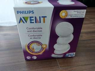 🚚 Avent Disposable Breast Pads