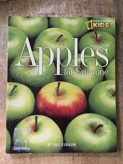Apples for Everyone book