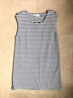🚚 Stripes Shift Dress