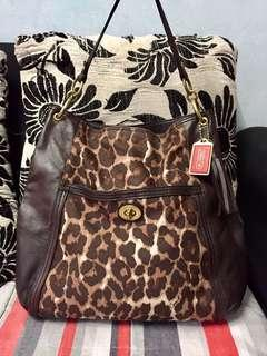Coach shoulder bag (negotiable)