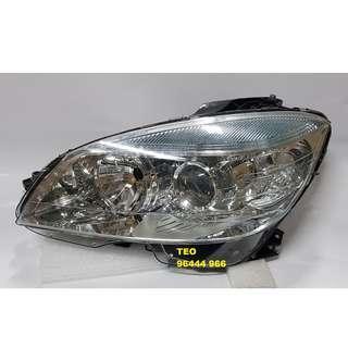 Benz W204 C180 C200 '2007-2012 Pre-FaceLift Head Light / Head Lamp (NEW)