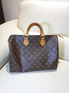 Louis Vuitton Speedy 35 lv
