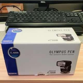 Olympus electronic flash FL 600R