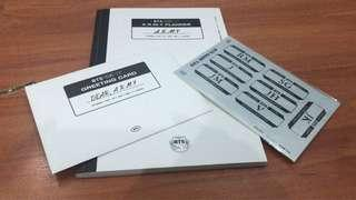 Clearance : BTS 2017 Planner Book
