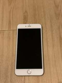 apple iphone 6s plus silver 64 GB