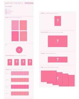 BTS - MAP OF SOUL : PERSONA