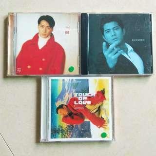 $15/隻 黎明 郭富城 張學友CD