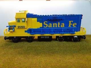 Lego Train 火車 Santa Fe 2050