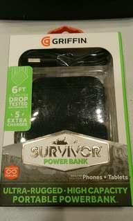 Ultra-rugged high capacity portable powerbank