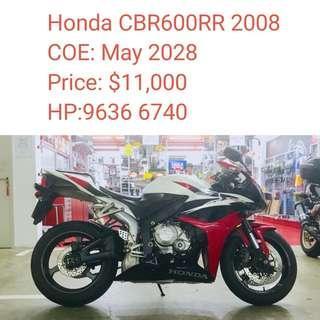Honda CBR600RR 2008