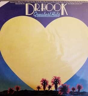 Dr Hook - Greatest Hits (vinyl album) 黑膠大碟
