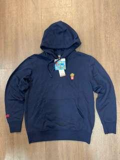 Uniqlo SPRZNY French Fries 🍟 Hoodie in Navy