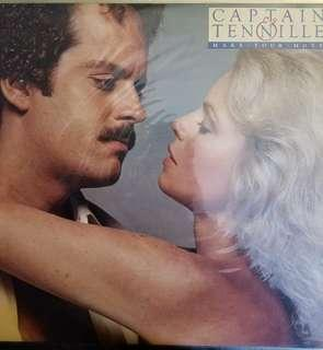 Captain and Teneille - Make Your Move (vinyl album) 黑膠大碟