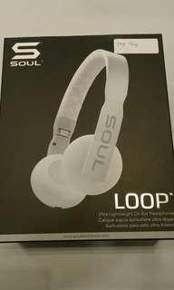 LOOP Ultra Lightweight On-Ear Headphones