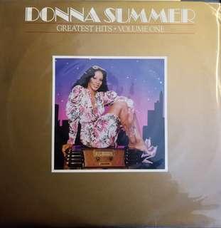 Donna Summer - Greatest Hits Volume One(vinyl album)  黑膠大碟