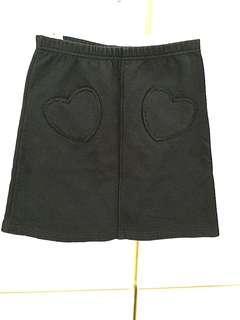 🈹100% real Agnes B fleece skirt for 8 yrs old