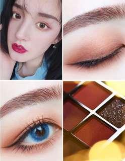 16 Colours Sunset Eyeshadow Palette