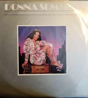 Donna Summer - Greatest Hits Volume Two (vinyl album) 黑膠大碟
