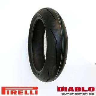 Pirelli Diablo Supercorsa Tyres Promotion