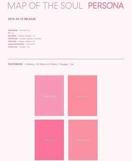 [MY GO] BTS - Maps of the Seoul : PERSONA