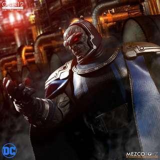 🚚 Mezco One:12 Darkseid MISB Ready