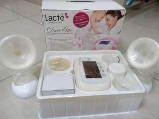 Lacte Duet Breast Pump