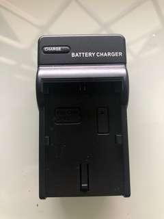 Canon DSLR battery charger