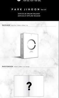 Park Jihoon (Wanna One) - O'clock