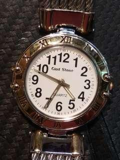 🚚 Glad Stone鋼絲帶中型錶