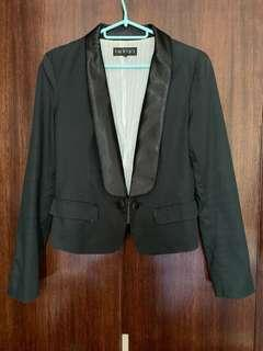 INDIVI Black Blazer [relist and discounted]