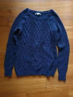 Gap knitted pullover