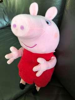🚚 Peppa pig laughing toy