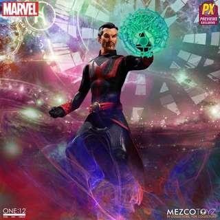 🚚 Mezco One:12 Doctor Strange PX