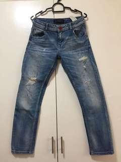 """Zara Women's Jeans Ripped 26"""""""