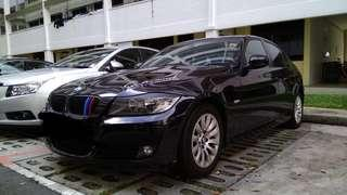 Bmw320 for rental